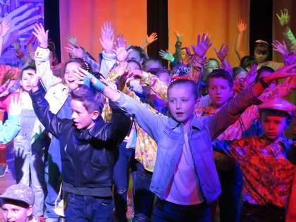 Joseph and the Amazing Technicolor Dreamcoat - Year 5 Production 2018