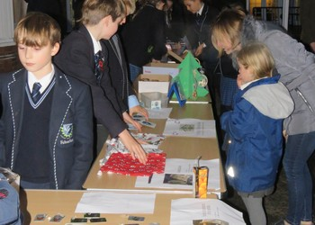 Pupils' Sale Raises funds for Cancer Research
