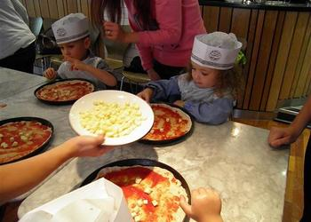 Pizza fun for Reception