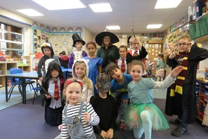 Year 1 with Mrs Lance World Book Day 2019