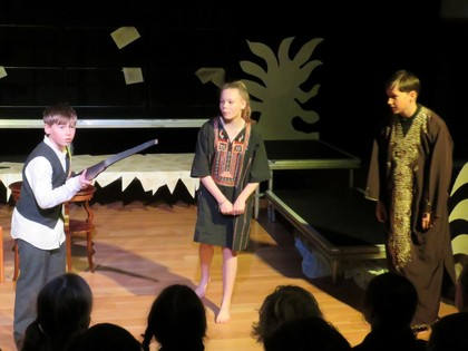 Year 7 Production - The Jungle Book