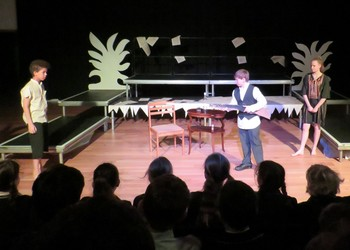 Year 7 perform 'The Jungle Book'