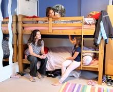 Girls boarding dorm