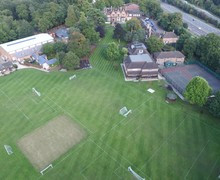 Campus Aerial View with A3