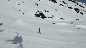 Snowboarder Austria 2019