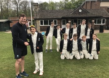 Cricket season gets off to a great start