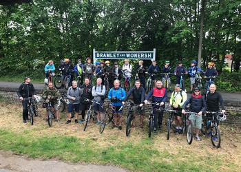 Parent Blog - Year 5 Charity Bike Ride