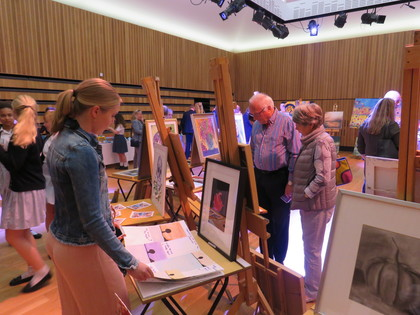 Art and DT Scholars Exhibition 2019