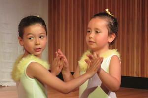 1a Pre-Prep ballet