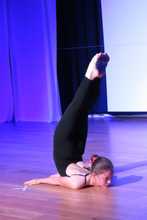 26a year 8 contemporary solo