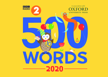 500 Words Competition Success