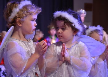 Christmas begins with our Pre-Prep Nativity