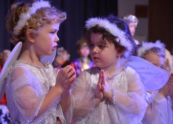 Christmas begins with our Pre-Prep Nativity