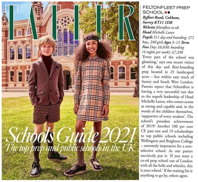 Tatler Schools 2021