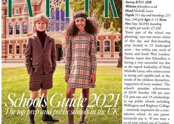 Tatler Schools Guide 2021