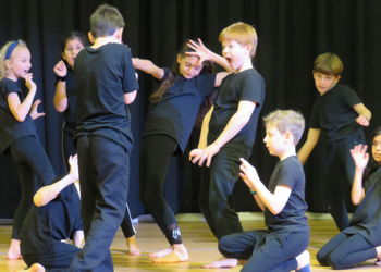 Year 5 Production - Rhyming Wind in the Willows