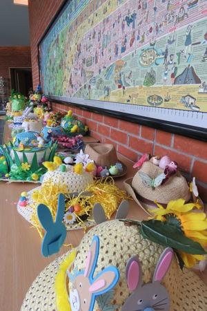 Easter bonnets 2