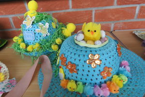 Easter bonnets 10