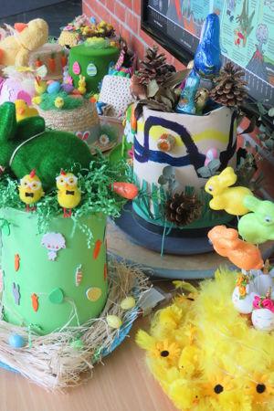 Easter bonnets 15