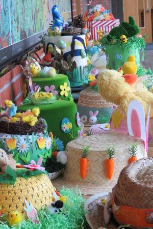 Easter bonnets 16