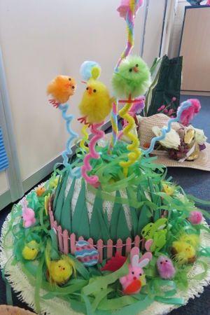 Easter bonnets 18