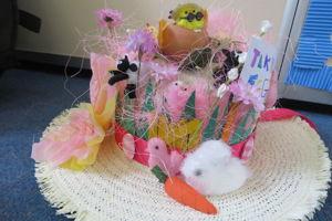 Easter bonnets 19