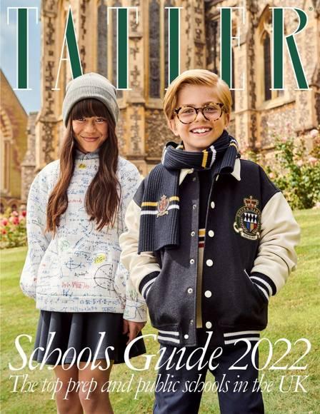Tatler Schools 2022 Cover