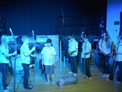 Year 7 Production 2017 - Lord of the Flies