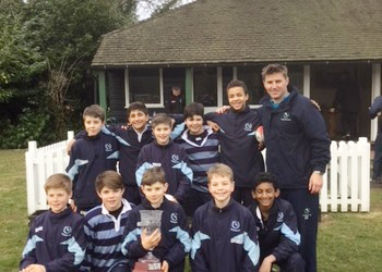 U12 Rugby Sevens Success