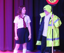 Year 7 production our day out 1