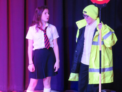 Year 7 Production - Our Day Out
