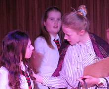 Year 7 production our day out 2