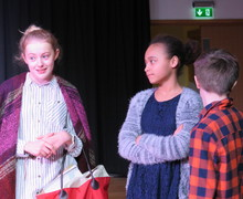 Year 7 production our day out 7