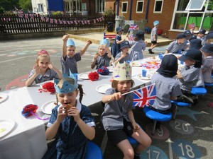 Royal wedding street party 2018 9