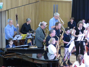 Feltonfleet jazz band and alan barnes quintet