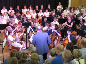 Feltonfleet orchestra conducted by alan barnes jazz