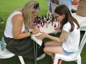 Summer fayre 2018 pampering