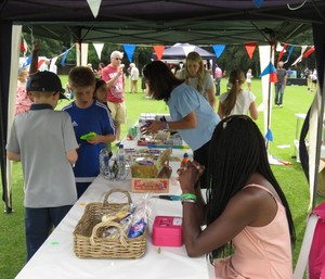Summer fayre 2018 pocket money stall