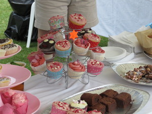 Summer fayre 2018 cakes