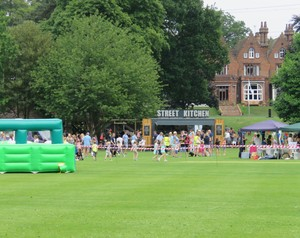 Summer fayre 2018 grounds