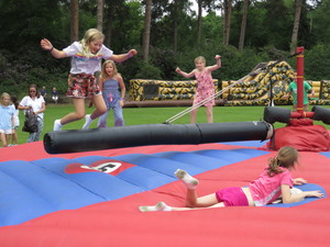 Summer fayre 2018 wipe out 2