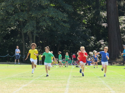 Lower School Sports Day 2018