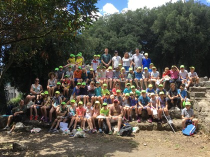 Year 5 Cultural visit to Sorrento June 2018