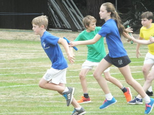 Middle School (Year 5 & 6) Sports Day 2018
